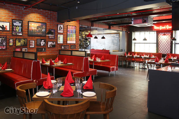 PEPPERAZZI - THE DINER opens at Prahladnagar