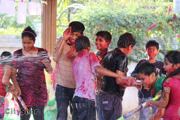Be a part of the Holi Celebration by Levante