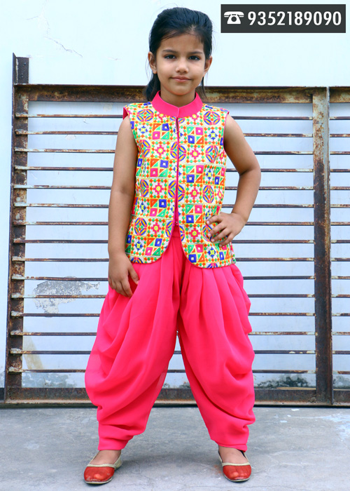 2d4d5742981e Witness a huge collection of traditional wear for kids