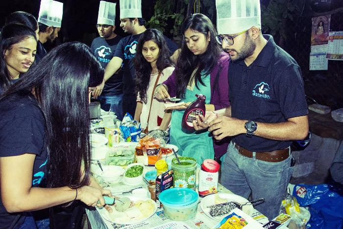 Spread Smiles, Relish Delicious Food with Food For Thought!