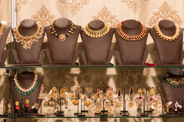 Indulge in a full-fledged fashion fair only at ASPIRATION!
