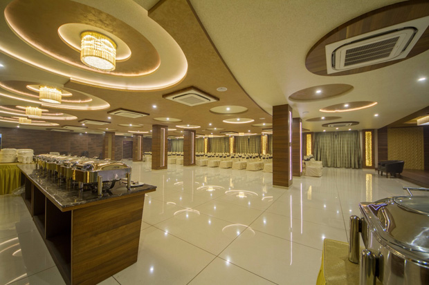 East ahmedabad can now take respite @ THE GRAND VINAYAK!