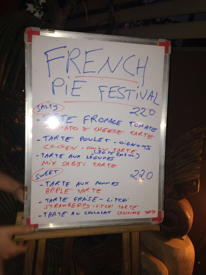 SAVOUR FRENCH FOOD LOCALLY BY GOING TO FRENCH PIE FESTIVAL!