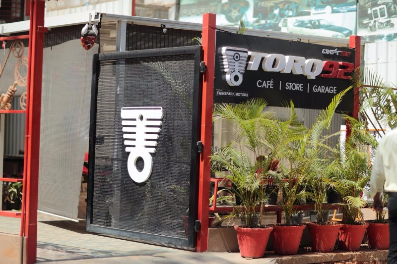 We Bet You Haven't Visited this Bikers' Paradise cum Cafe