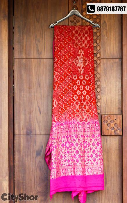 Bandhani, Patola Exhibition by Rajshrungar at Zoom Gallery!