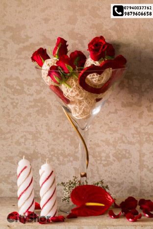 Shower your love with flowers, cakes & more with IVY AURA!