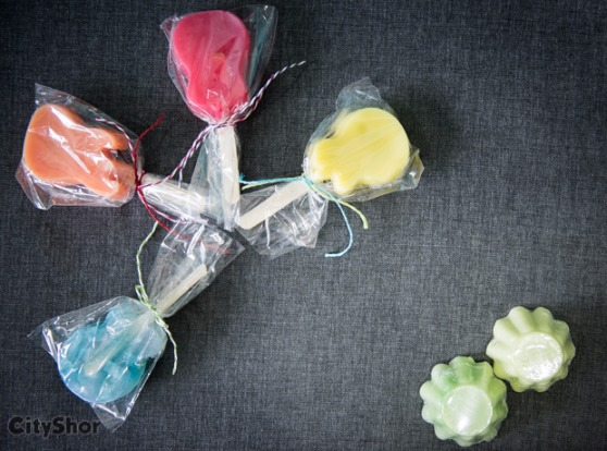 Fun soaps for every mood!