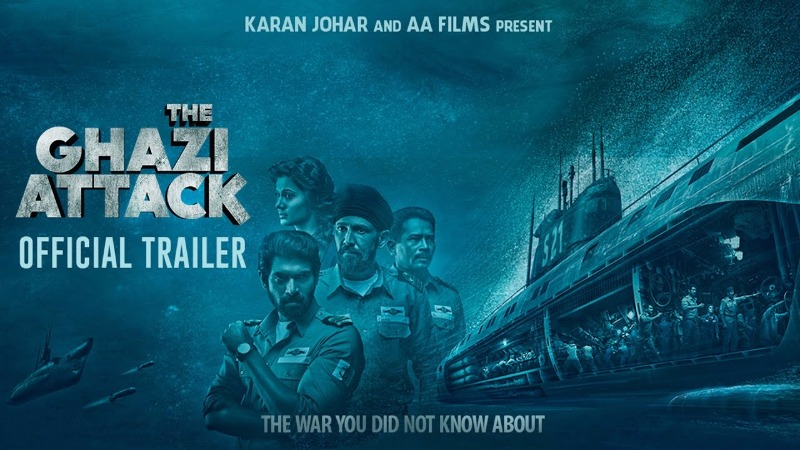 #MovieReview: THE GHAZI ATTACK