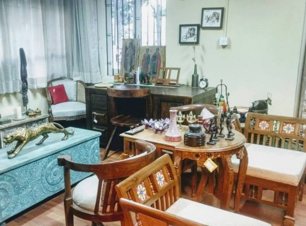 ARCHETYPAL FURNITURE & HOME DÉCOR AT THIS QUIRKY STORE!