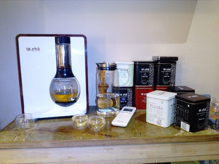Quench Your Desire For Teas of The World at This New Shop!