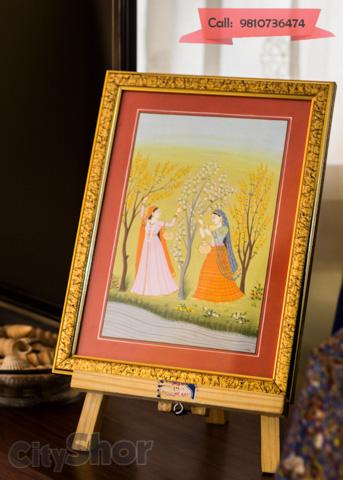 Get your hands on stunning Folk Art paintings @ Kalavithi!