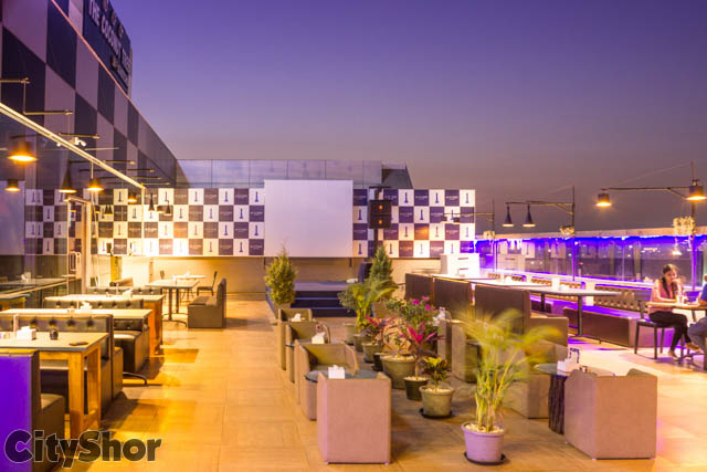 Pune's only Air Lounge – ALTITUDE serving divine starters!