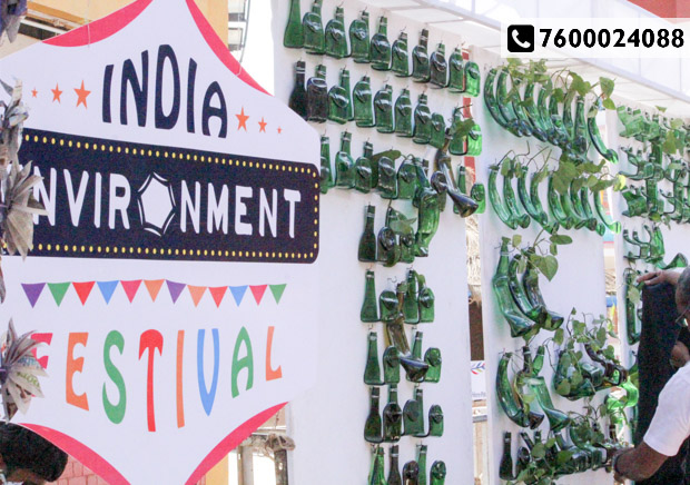 INDIA ENVIRONMENT FESTIVAL on for only 2 more days! HURRY!