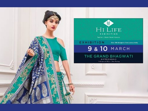Hi Life Exhibition | A grand fanfare of the best in Fashion.