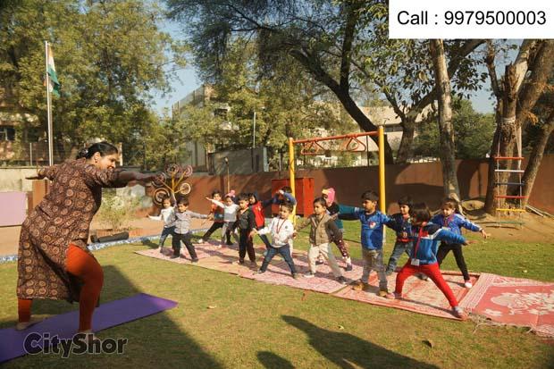 Redbricks Early Years Stimulation Program for kids!