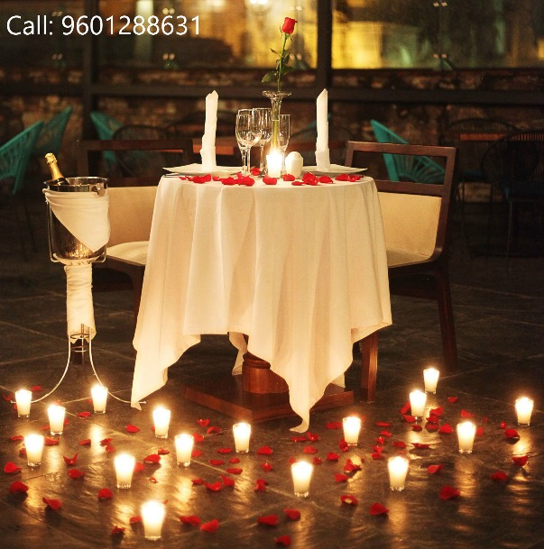 Candle Light Dinner under the Stars at Starottél!