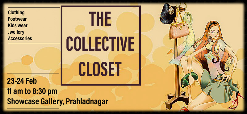 2 Days to Go!   The Collective Closet Pop up Show!