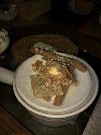Sambar Cappuccino & More Progressive Cuisine at Prankster!