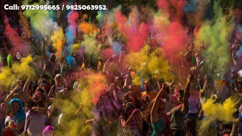 The Most Affordable Holi Party by Arche Events!
