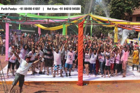 The Wackiest Holi Party of City! Limited Entries only!