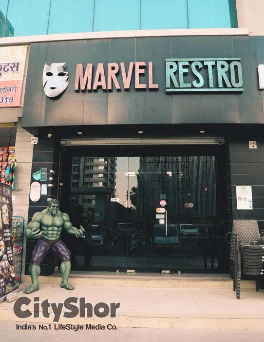Plan A Perfect Valentine's Day At Marvel Restro!