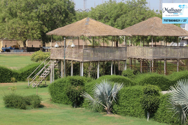 Go for a Romantic Getaway on Valentines @ Malhaar Exotica