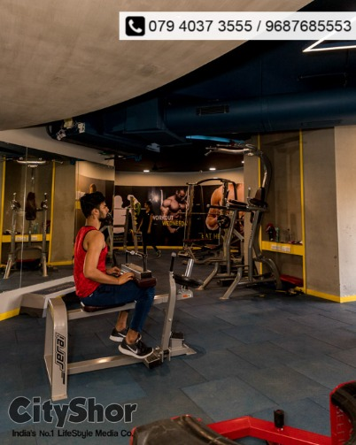 6 months membership for 2 @ only 15000 @ Diyus Fitness Point