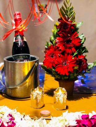 Book a Gazebo on Valentines Day at Deja Vu
