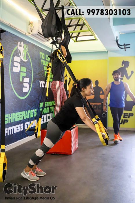 Say yes to innovative workouts @ Shreerang s Fitness Studio