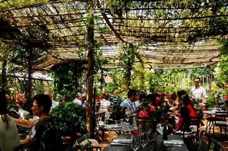 A unique 12 day Popup Restaurant - Panache