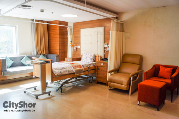 The best maternity Care with Fortis LaFemme Hospital