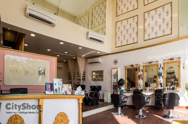 Studio 27 at NIBM too! Get pampered in your neighbourhood!