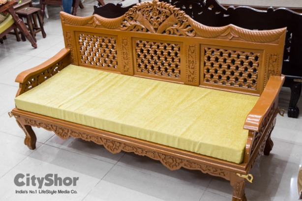 Affordable Luxury Furniture and more at Home Furnishing