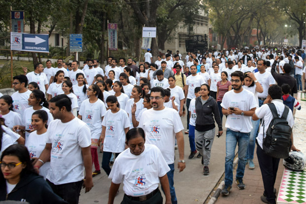 Register for Motif TTEC Charity Walk 2019