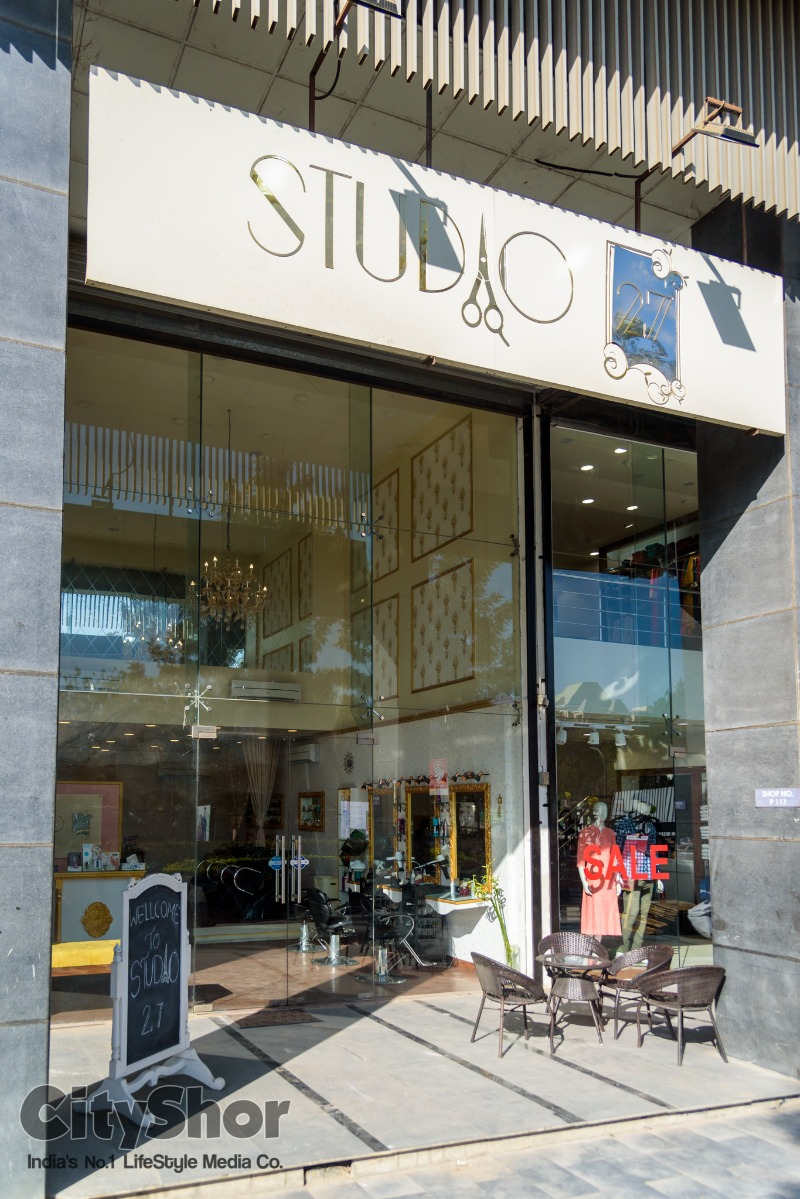 Get high-end treatments & products only at Studio 27!