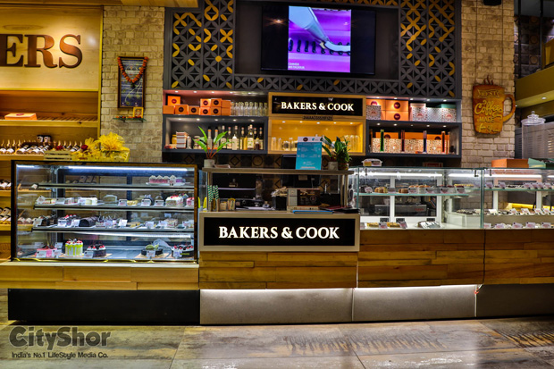 A new Live bakery cafe by Gwalia- Bakers & Cook