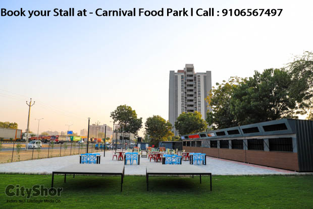 Book your stall at Carnival Food Park Call- 9106567497