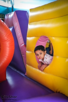 Exciting party place for Kids - Fun zone