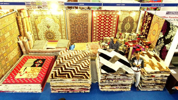 Furniture expo N Amdavad Shopping Bazaar starting today