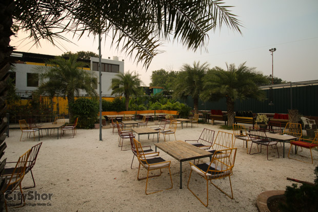 Open Air movie and more on Valentines at Koba Social