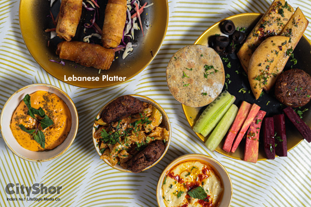 Global platters at the Little H | any at 400