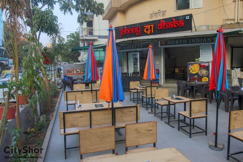 New Dhaba on C G Road - Johnny da dhaba