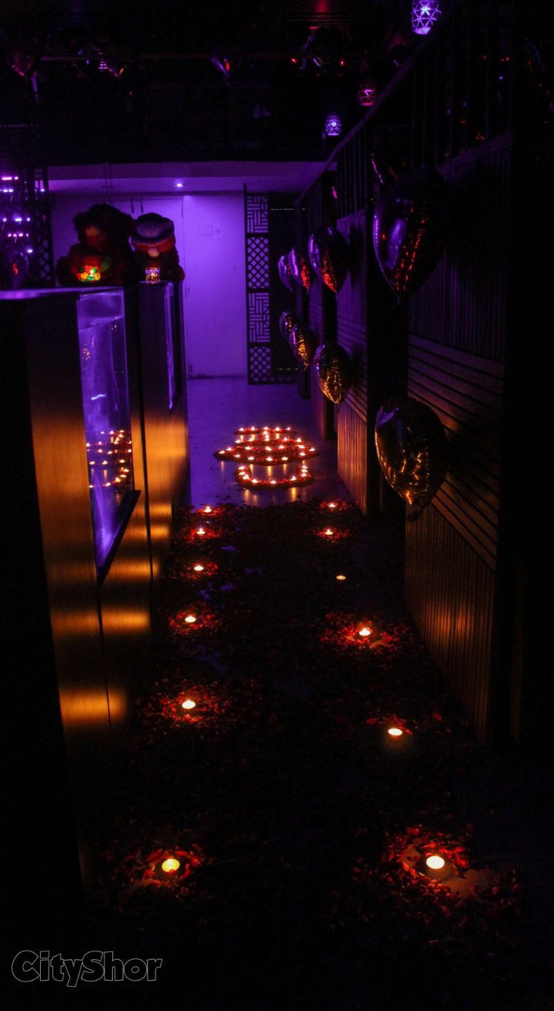 Surprise Your Loved Ones At Candle Light Date N Dinner