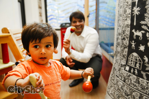 Let your child grow with Symphony Kids