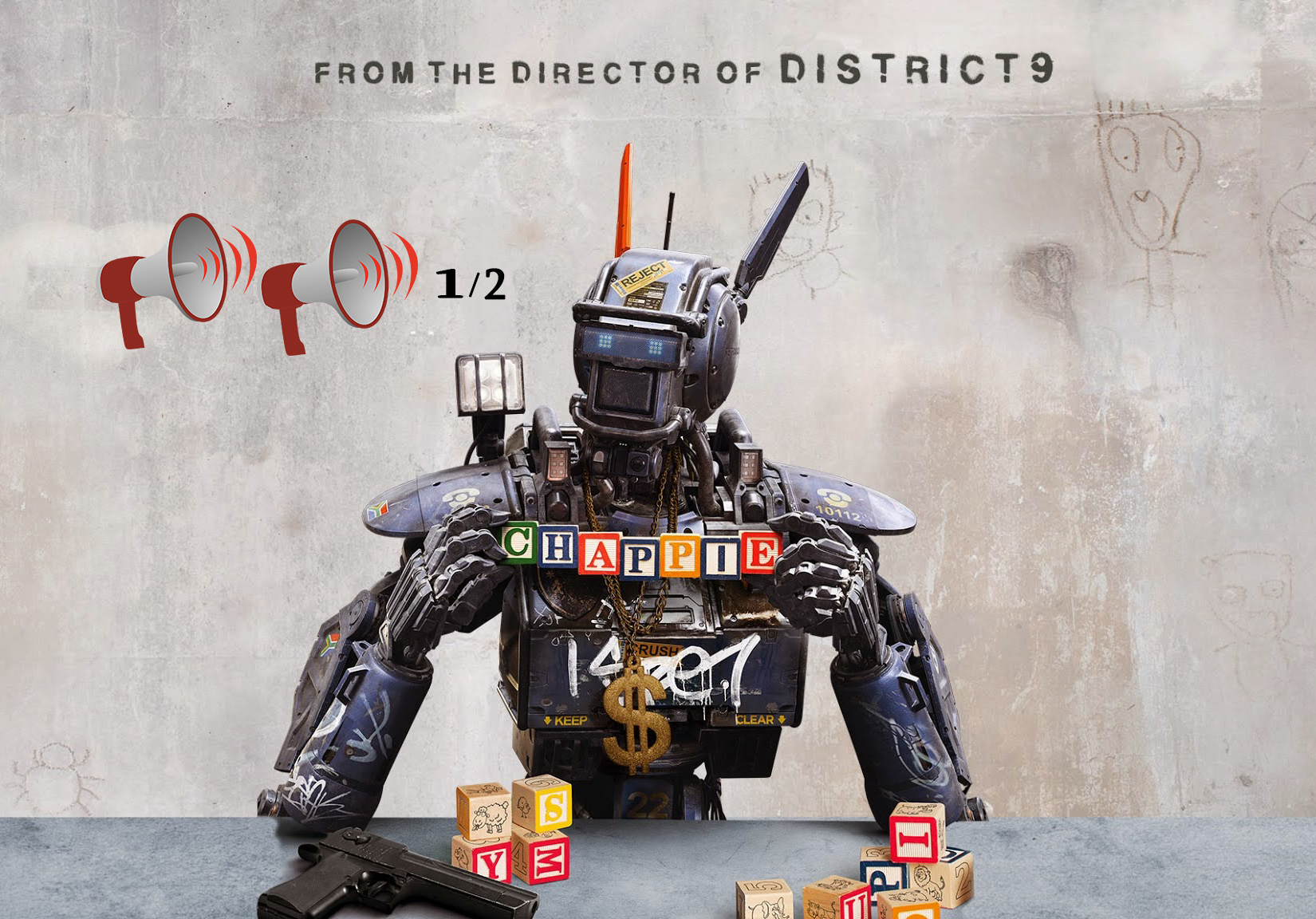 Chappie - Movie Review