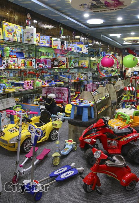 Rent a Toy with Toy Mahal