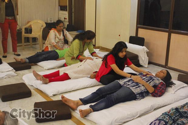 Access Body Process Workshop by Anand Utsav
