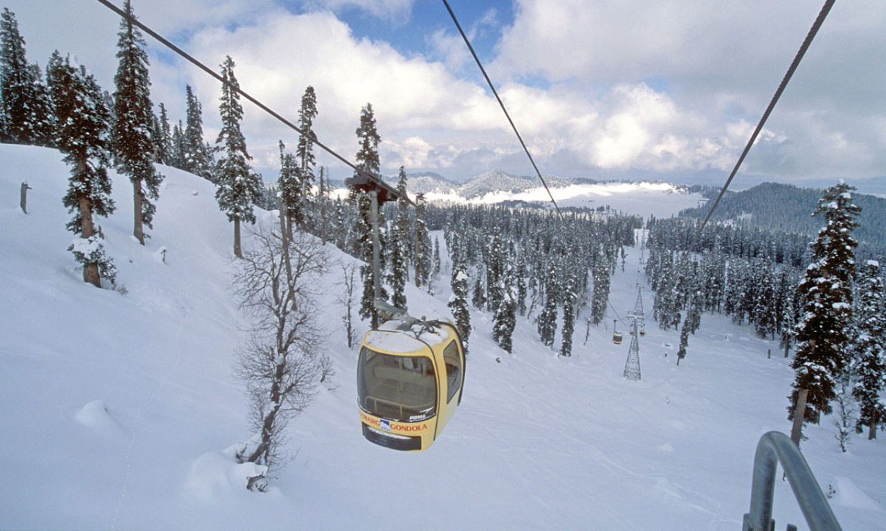 Favourite - The holiday Makers' trip to heaven Kashmir