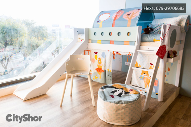 Flexa Bed Kids.Imported Furniture For Your Kids By Flexa