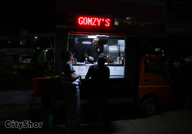 Gorge on some scrumptious Burgers at GOMZY'S GRILL